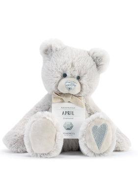 April Birthstone Bear