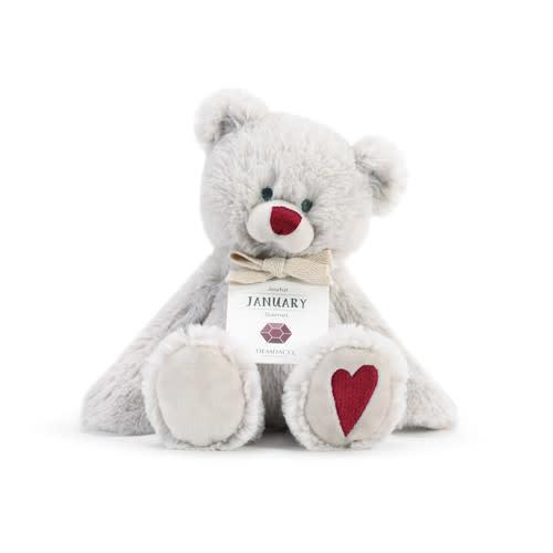 January Birthstone Bear