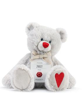 July Birthstone Bear
