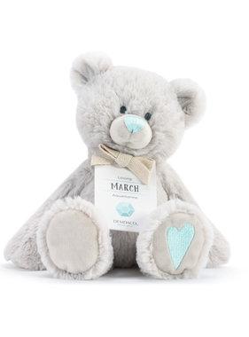 March Birthstone Bear