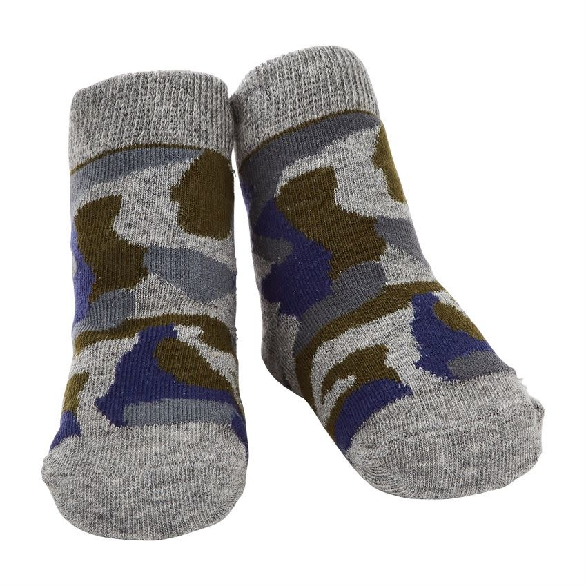 Camo Sock 0-12M