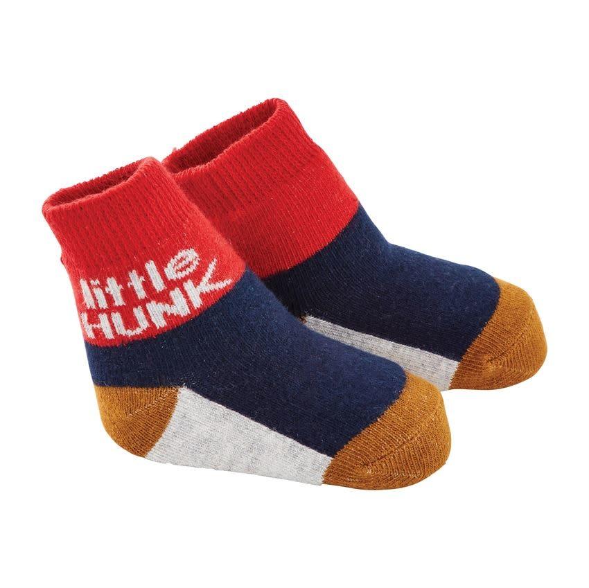 Little Hunk Socks