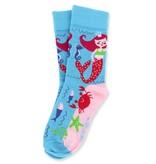DM MERCHANDISING Princess & the Sea Socks - Ages 3-6
