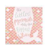 Littlest Mermaid Swaddle