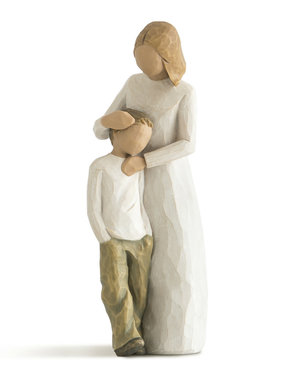 Mother And Son - Willow Tree