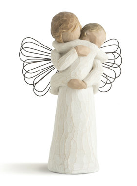 Angel's Embrace - Willow Tree