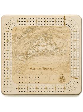 Martha's Vineyard Cribbage Board