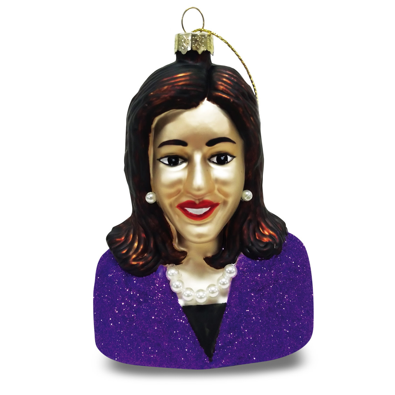 Women We Admire Ornament - Kamala Harris