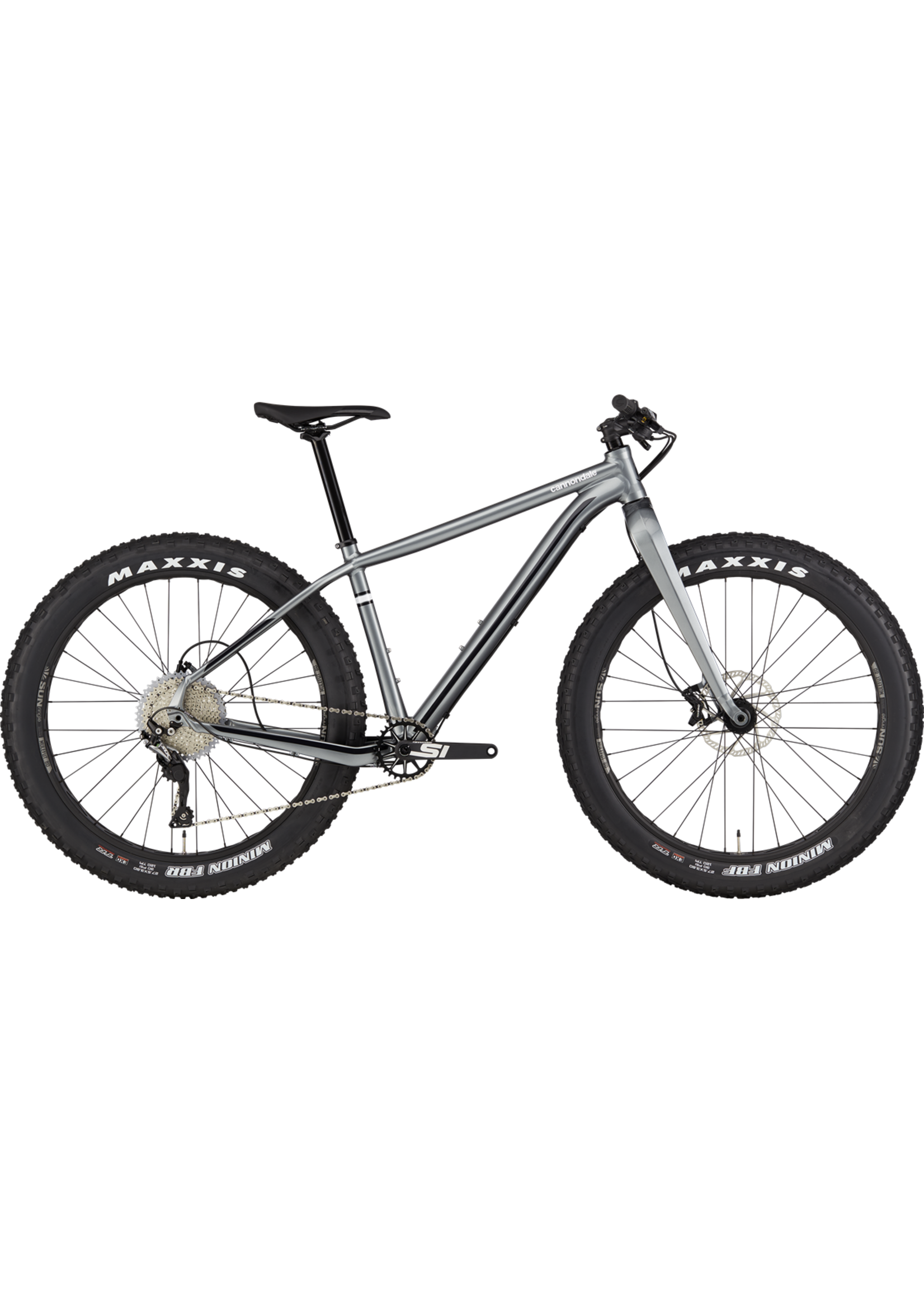CANNONDALE FAT CAAD 1 GRY MD 20