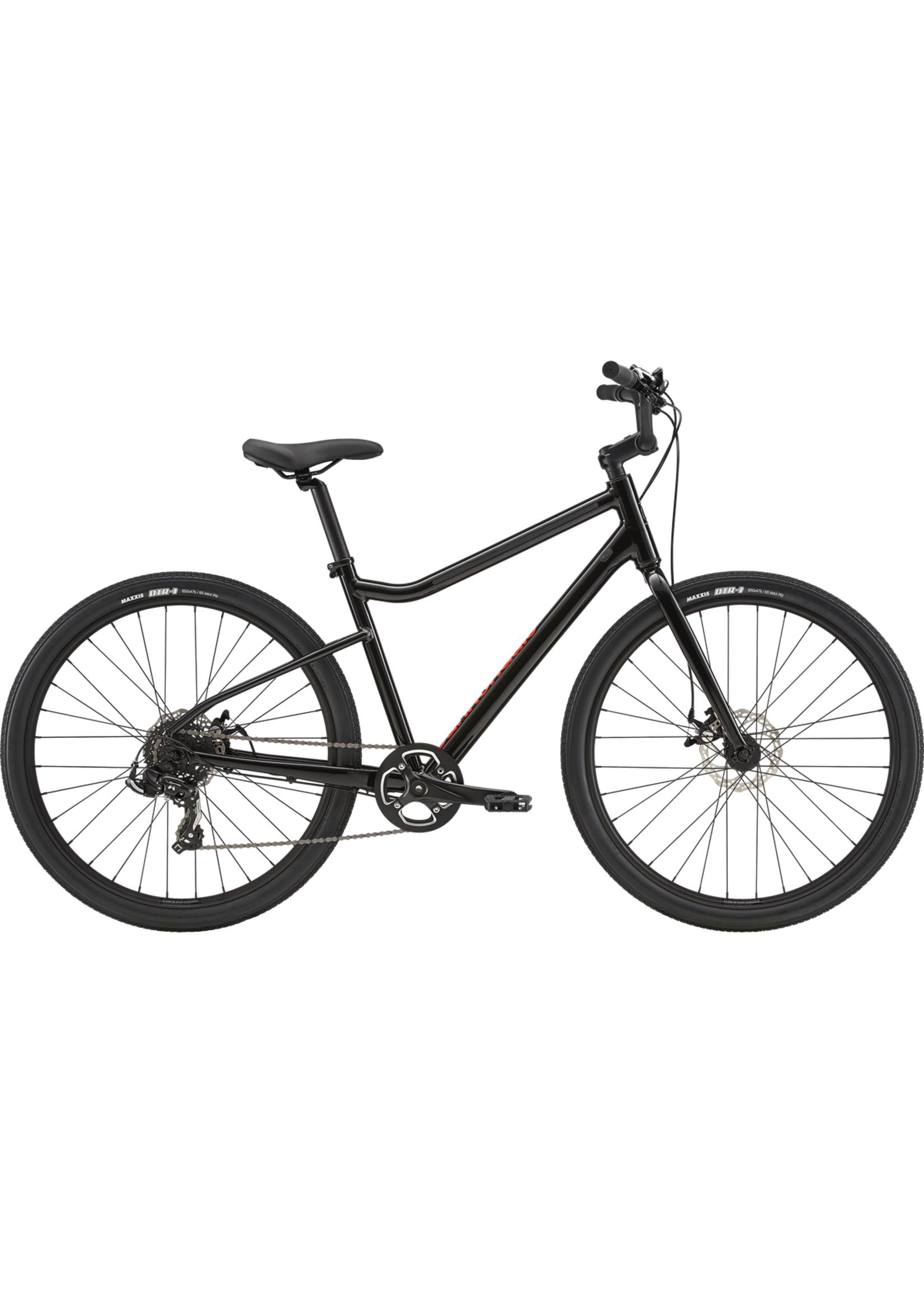 CANNONDALE TREADWELL 3 BLK LG 21