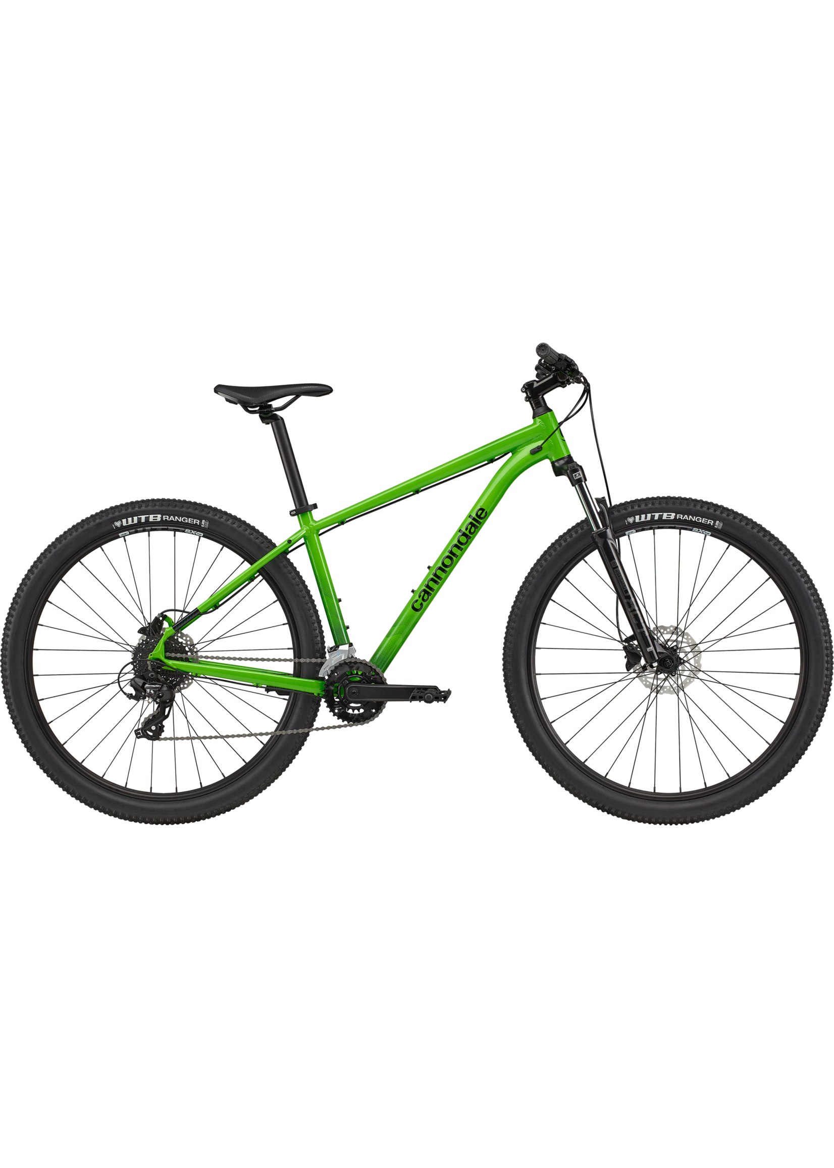 CANNONDALE TRAIL 7 LARGE GREEN 21