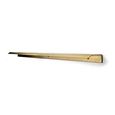 Viefe Curve by Viefe Dark Brass - 15 3/4 in