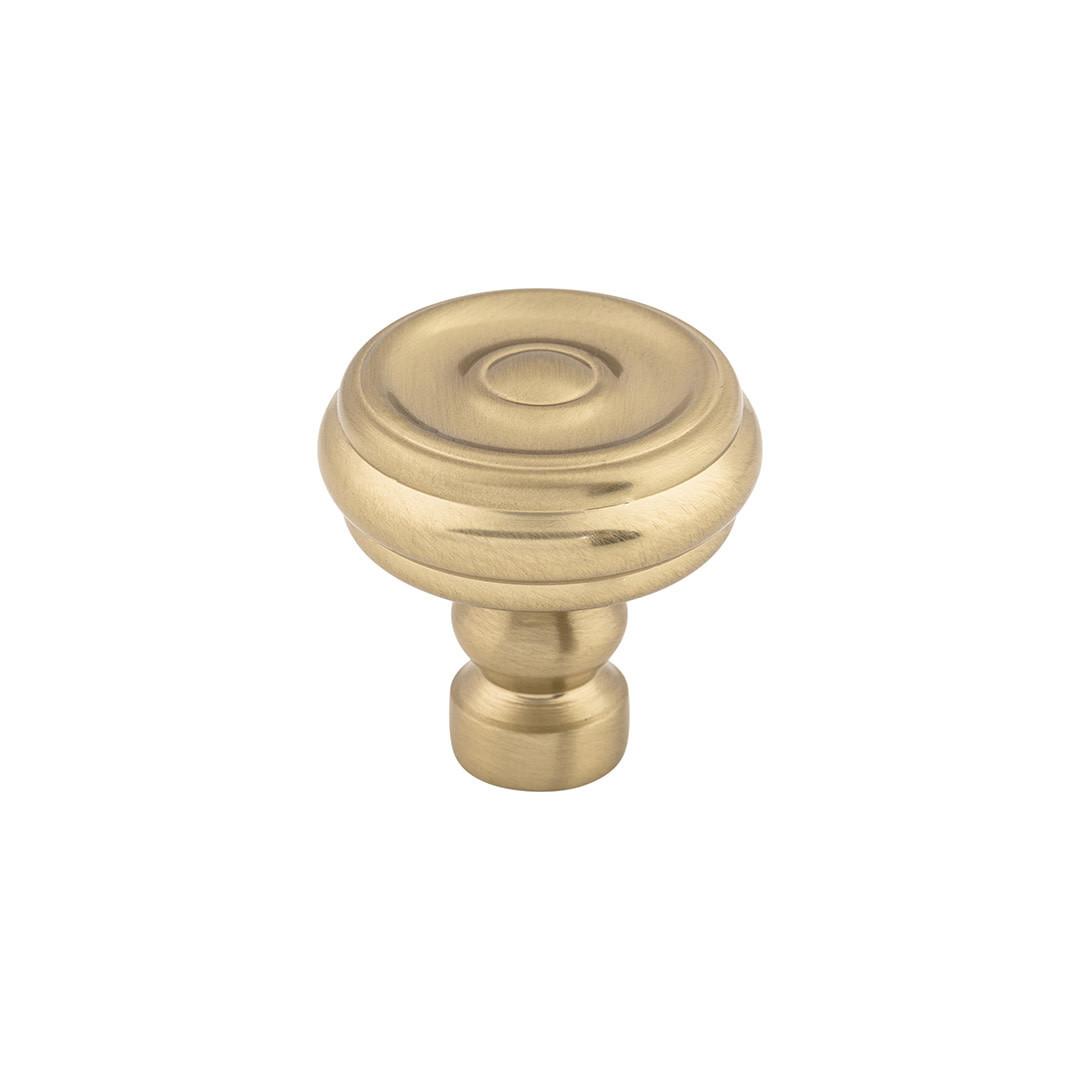 Top Knobs Brixton Button Knob