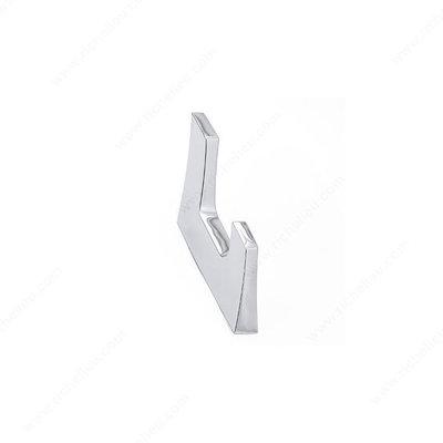 Richelieu Cresta Hook Chrome - 3 5/8 in