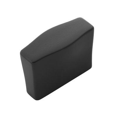 Belwith Keeler Emerge Pinch Knob Matte Black - 1 3/4 in