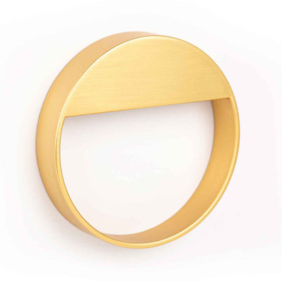 Viefe BAU by Viefe Brushed Gold - 3 1/2 in