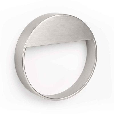 Viefe BAU by Viefe Brushed Nickel - 3 1/2 in