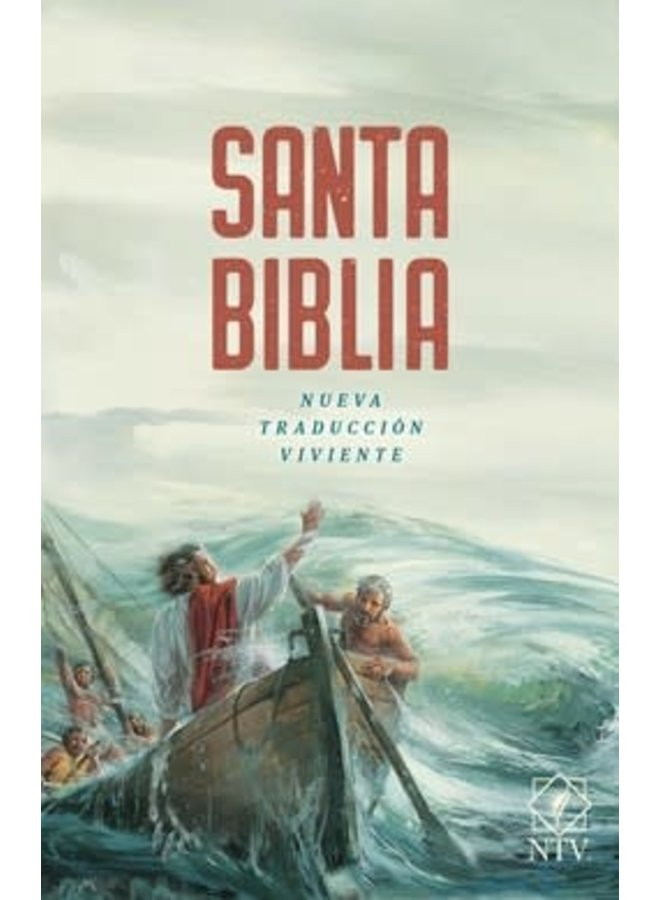 BIBLIA NTV PARA NIÑOS RUSTICA