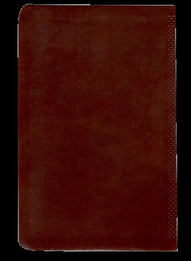 BIBLIA RVR60 LETRA GRANDE CAFE