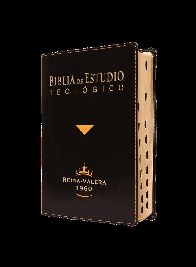 BIBLIA DE ESTUDIO TEOLOGICO RVR60