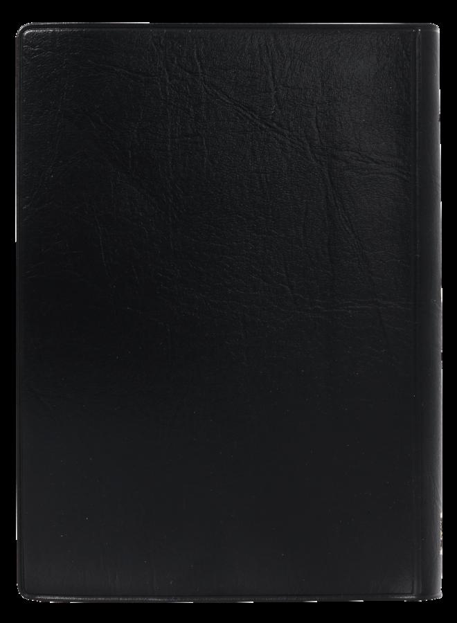 BIBLIA RVR60 VINIL NEGRA CHICA
