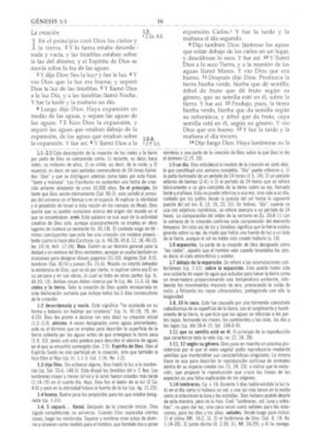 BIBLIA DE ESTUDIO MACARTHUR RVR60 IMITACION PIEL
