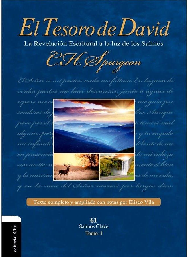 EL TESORO DE DAVID: LA REVELACIÓN ESCRITURAL A LA LUZ DE LOS SALMOS. TOMO I