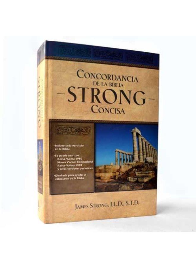 CONCORDANCIA DE LA BIBLIA STRONG CONCISA