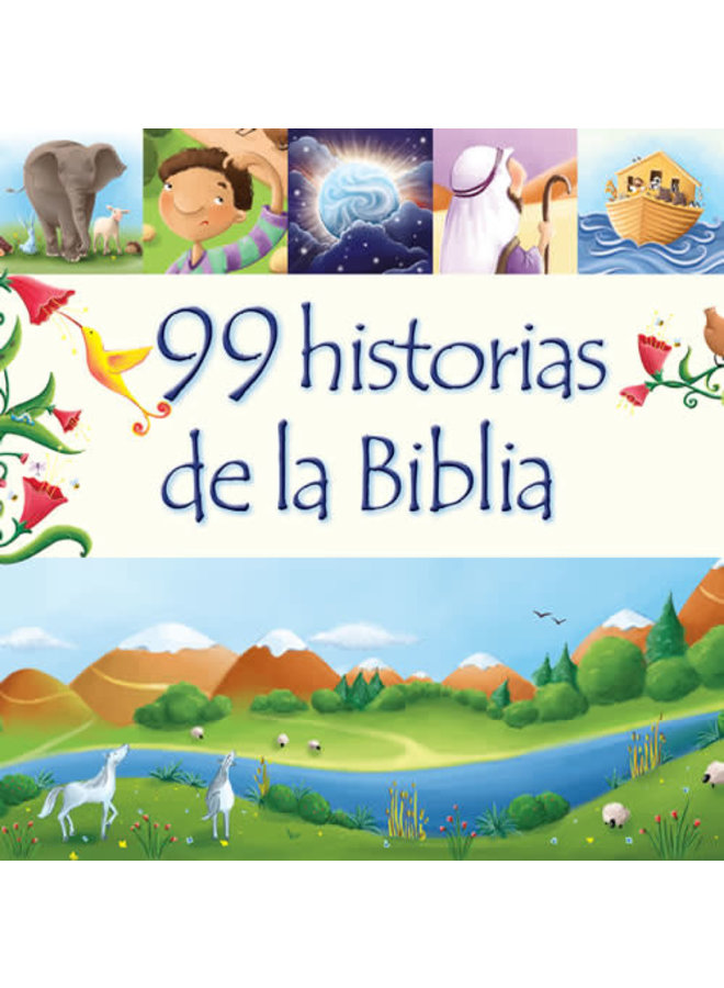 99 HISTORIAS DE LA BIBLIA