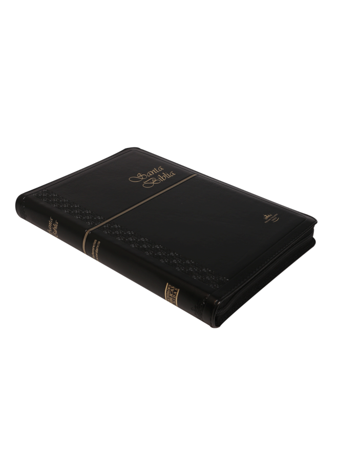 BIBLIA RVR60 CONCORDANCIA PAPEL ULTRAFINO EDICION CON CIERRE E INDICADORES