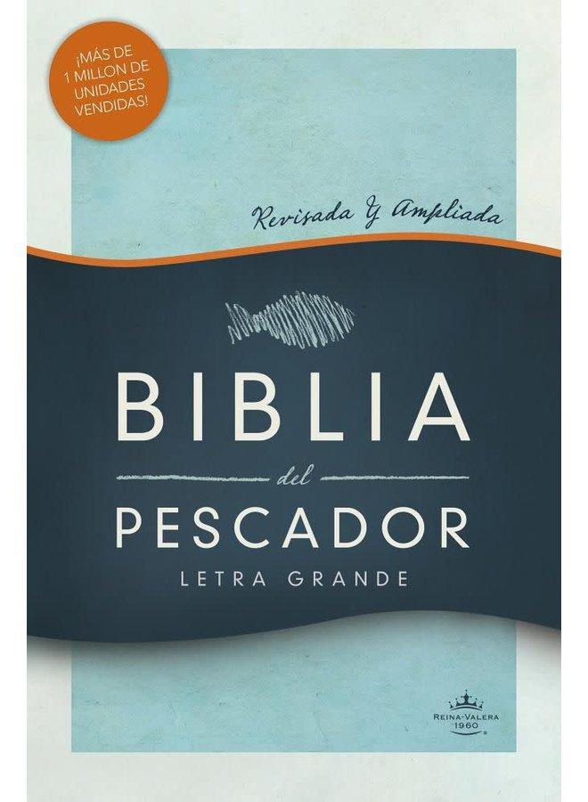 BIBLIA DEL PESCADOR LETRA GRANDE, TAPA DURA