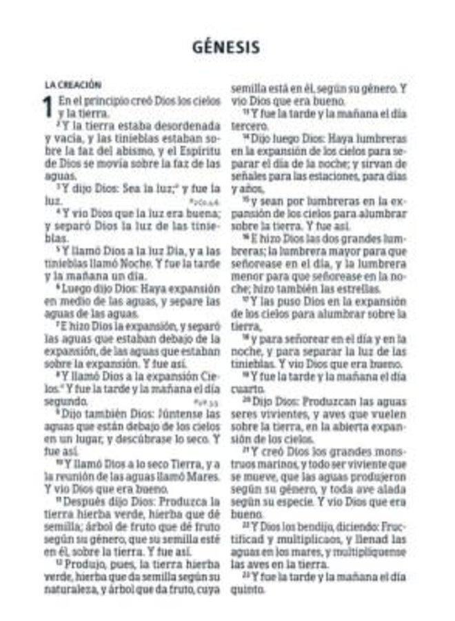 BIBLIA RVR60 LETRA GRANDE TAMAOO MANUAL CON REFERENCIAS, VIOLETA CON PLATEADO SIMIL PIEL