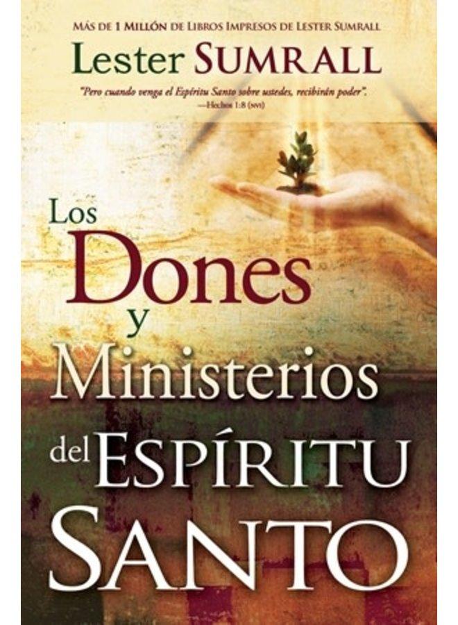 LOS DONES Y MINISTERIOS DEL ESPIRITU SANTO