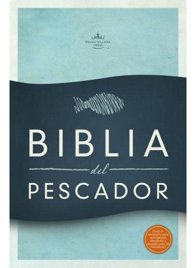 BIBLIA DEL PESCADOR RVR60, RUSTICA
