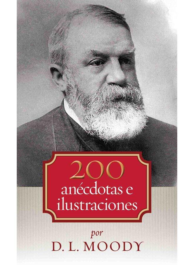 200 ANECDOTAS E ILUSTRACIONES