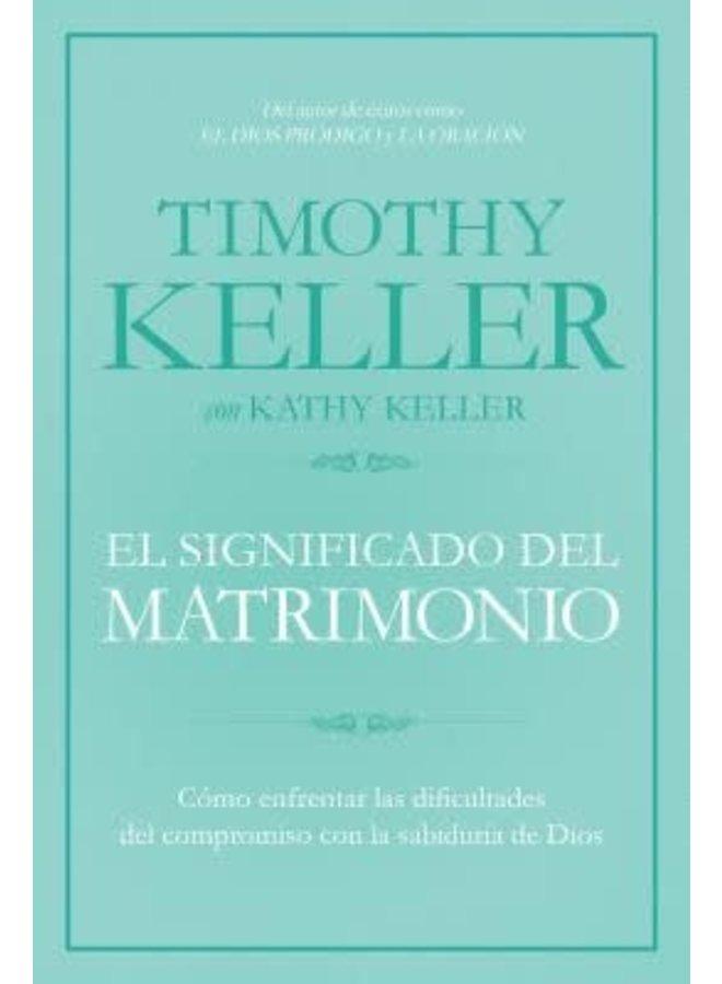 EL SIGNIFICADO DEL MATRIMONIO