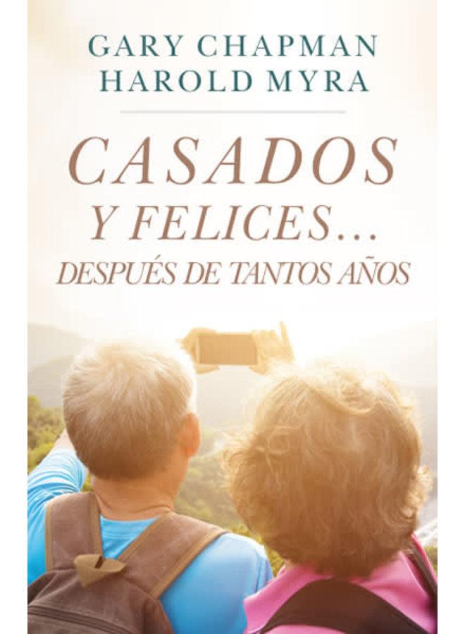 CASADOS Y FELICES...DESPUES DE TANTOS ANOS