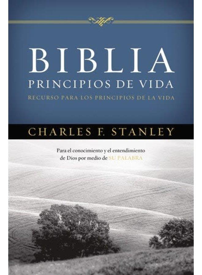 BIBLIA PRINCIPIOS DE VIDA CHARLES STANLEY