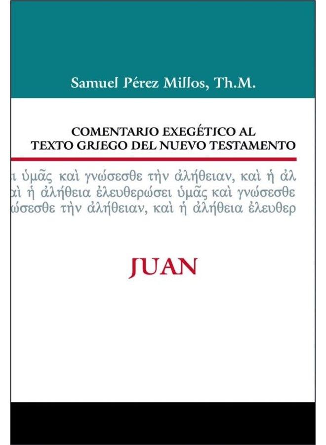 COMENTARIO EXEGETICO AL TEXTO GRIEGO DEL N. T. - JUAN