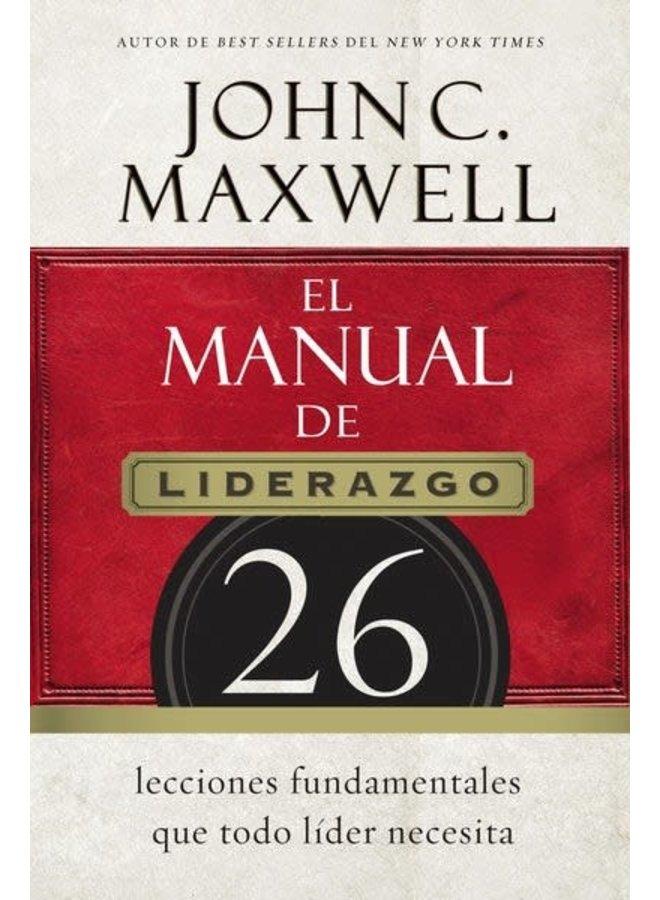 EL MANUAL DE LIDERAZGO