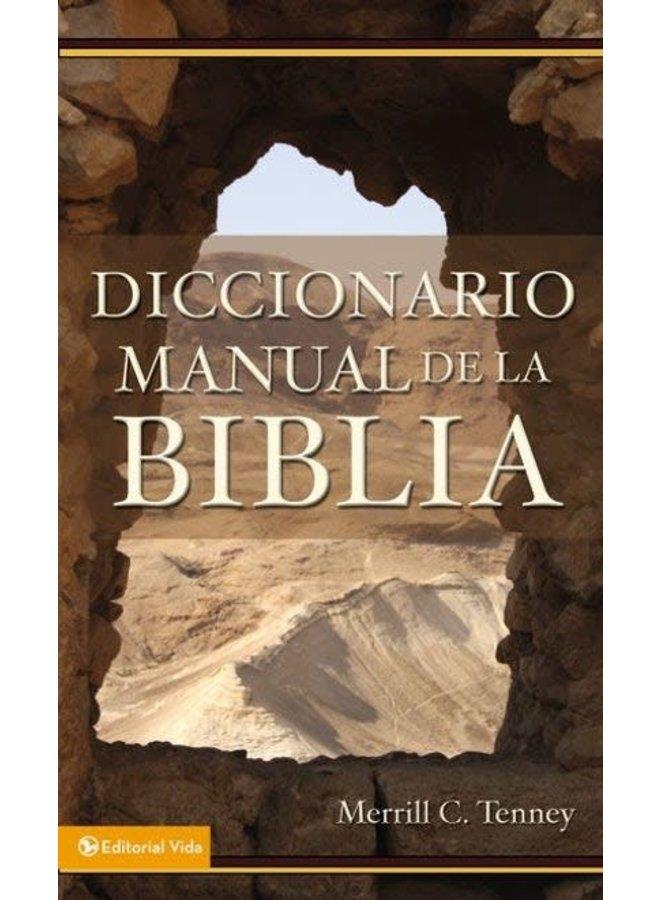 DICCIONARIO MANUAL DE LA BIBIBLIA