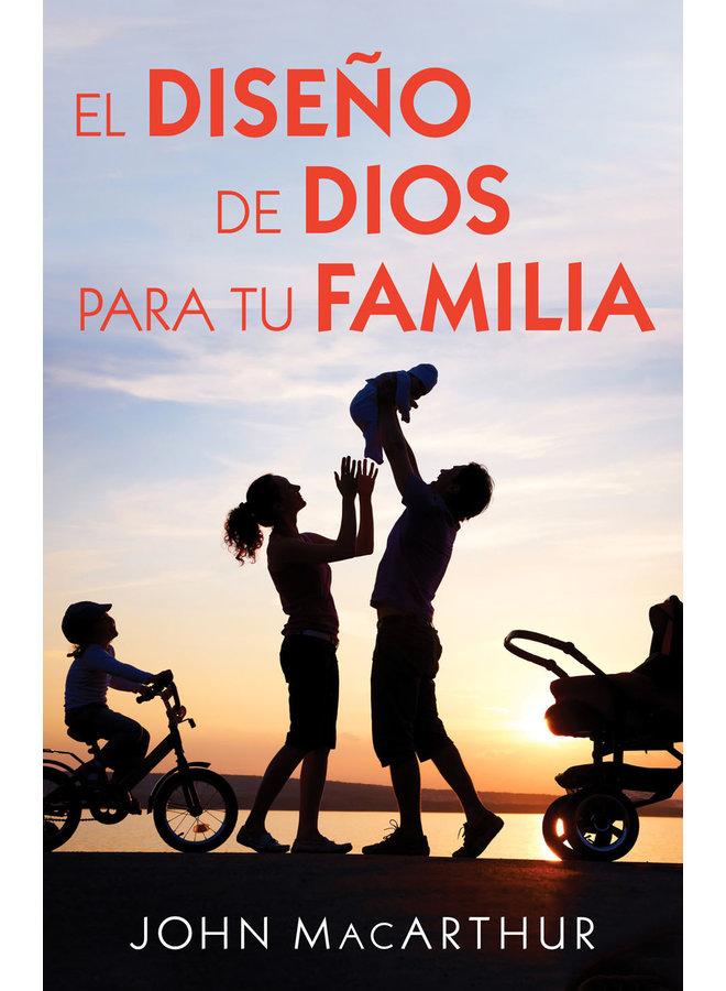 EL DISENO DE DIOS PARA TU FAMILIA