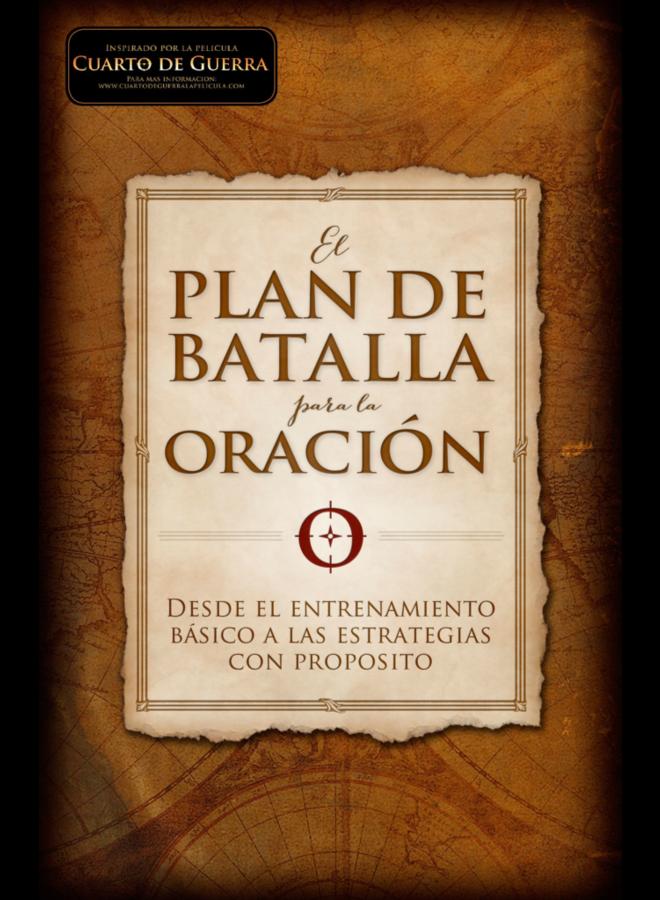 EL PLAN DE BATALLA DE LA ORACION
