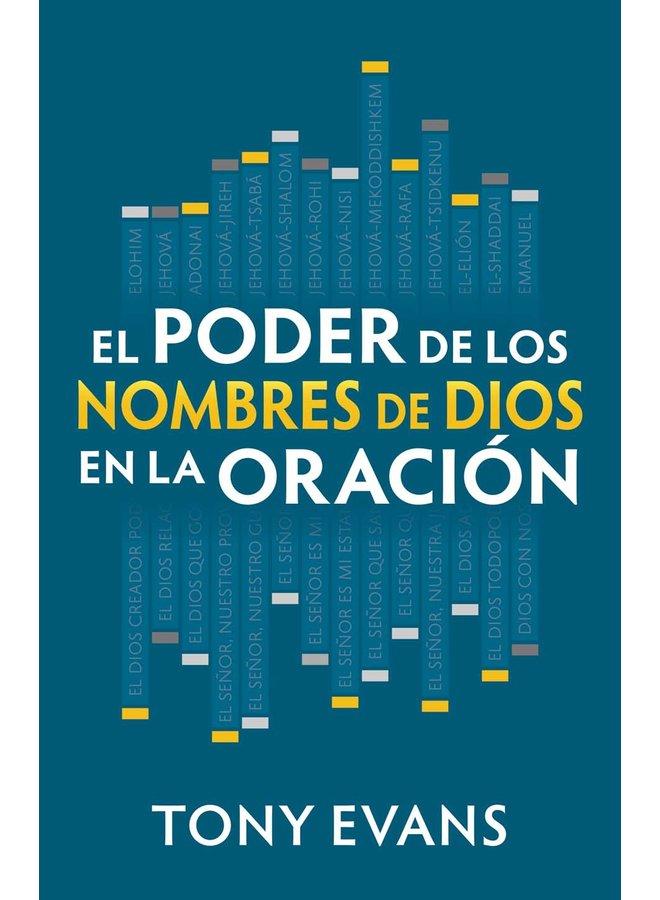 EL PODER DE LOS NOMBRES DE DIOS EN LA ORACION