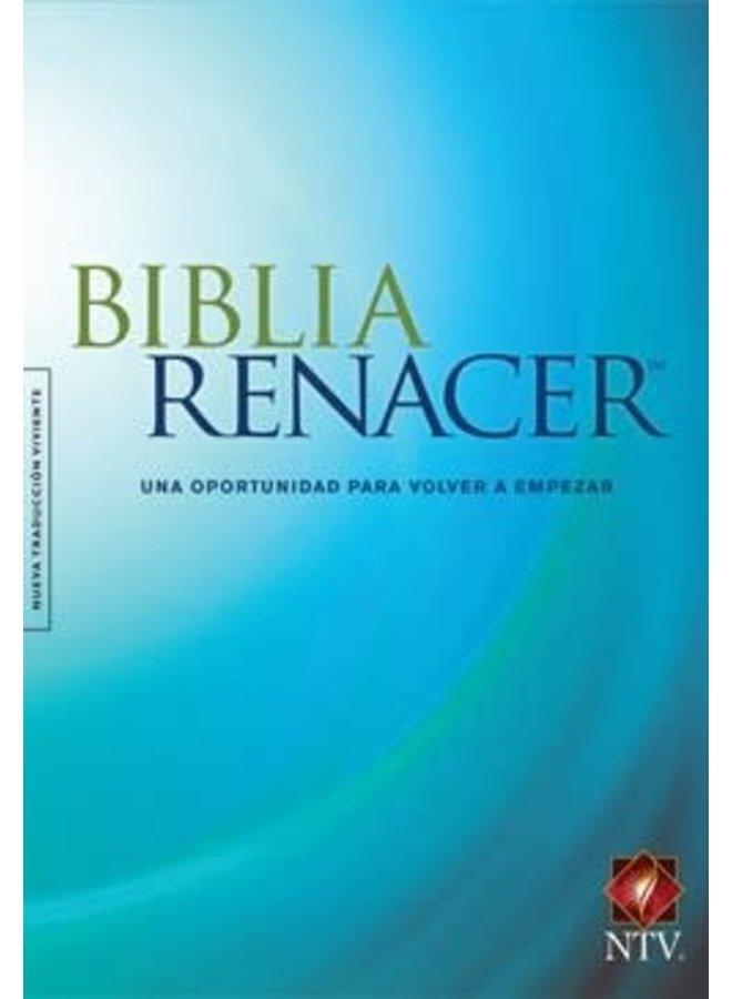 BIBLIA RENACER NTV PASTA DURA