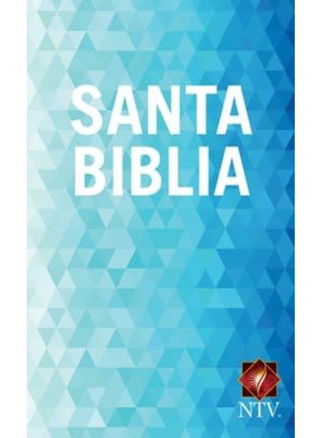 BIBLIA NTV ECONOMICA SEMILLA AQUA