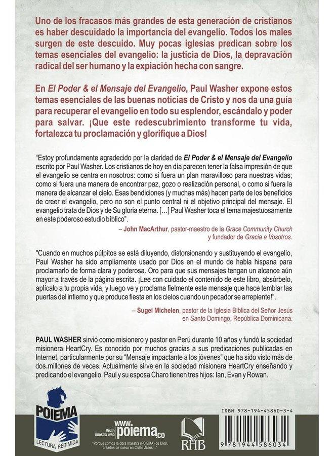 EL PODER & EL MENSAJE DEL EVANGELIO