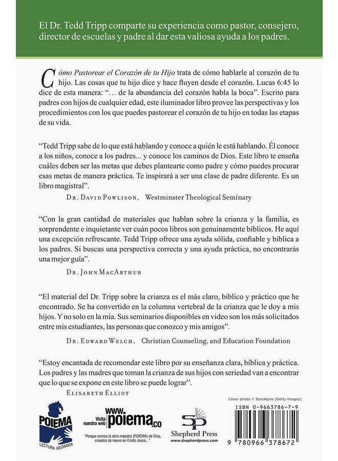 COMO PASTOREAR EL CORAZON DE TU HIJO