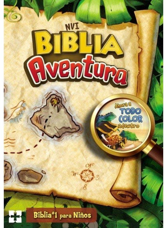 BIBLIA AVENTURA NVI