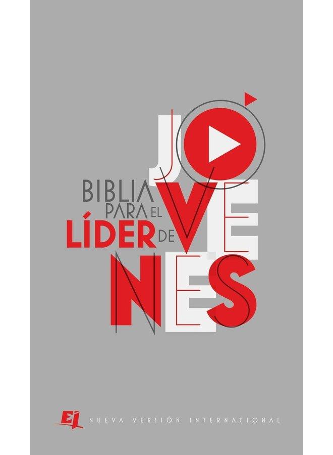 BIBLIA NVI PARA EL LIDER DE JOVENES